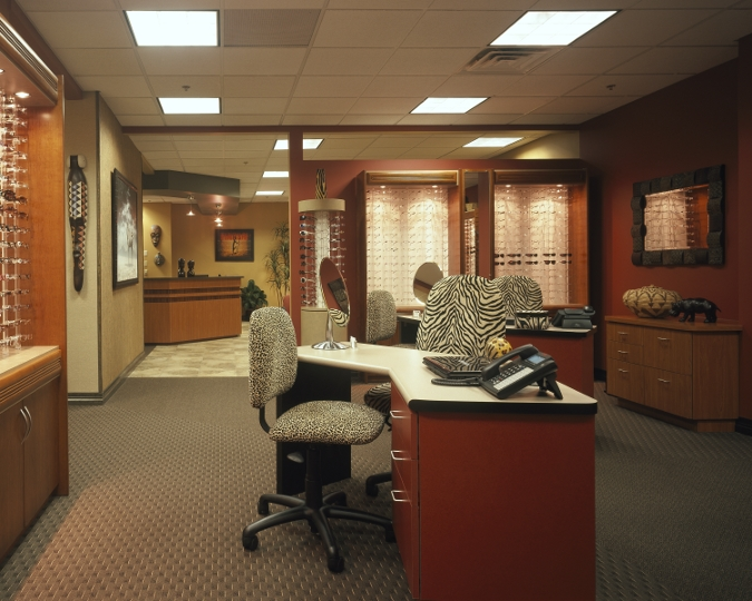 Commercial Office Interior Design